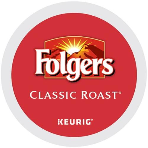 Folgers Classic Roast K-Cups