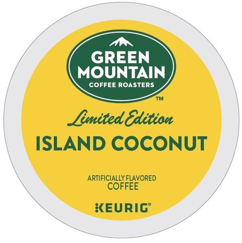 Limited Edition Fair Trade Island Coconut