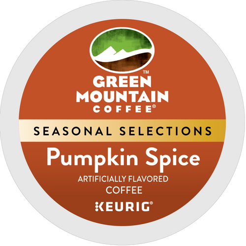 Limited Edition Pumpkin Spice K-Cups