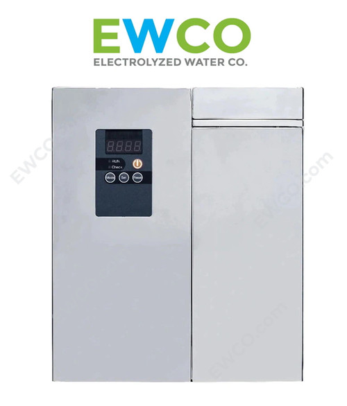 EWCO 240 Electrolyzed Water System - Generate Hypochlorous Acid (HOCl) up to 200 ppm - 316 Marine Grade Stainless Steel