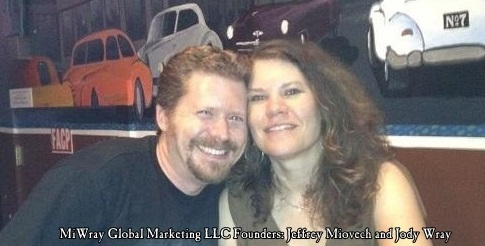 MiWray Global Marketing LLC Founders: Jeffrey Miovech and Jody Wray