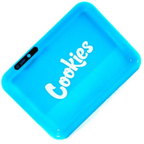 Glow Tray Cookies Blue