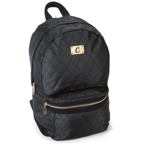 Cookies V3 Quilted Backpack (Black)