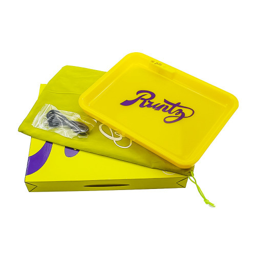 Runtz Glow Tray Yellow