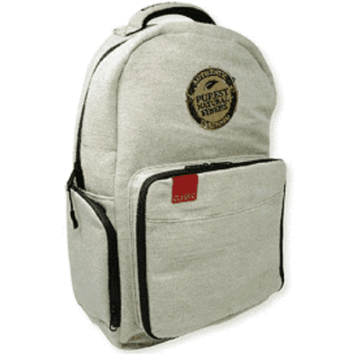 Raw Smell Proof Burlap Backpack
