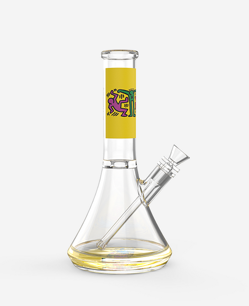 K. Haring Water Pipe Yellow