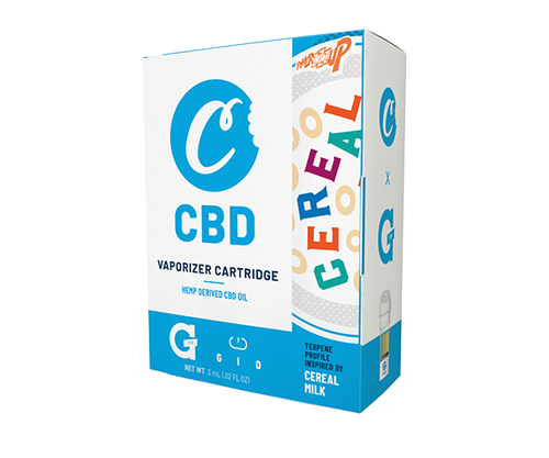 Cookies CBD GIO CARTRIDGE - CEREAL MILK