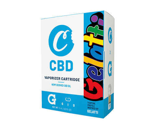 Cookies CBD GIO CARTRIDGE - GELATTI