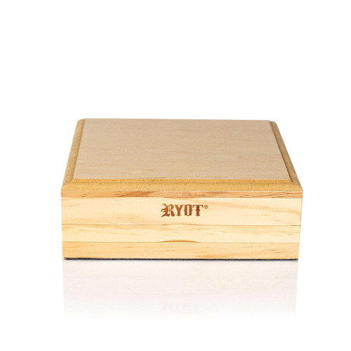 Ryot Solid Top Screen Box Natural 7×7