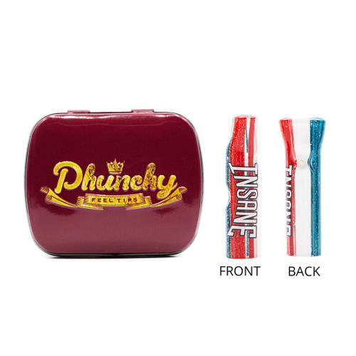 Phuncky Feel Tip Captain Insano (Classic Premium) + Collectible Tin