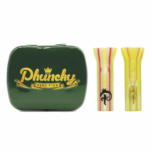 Phuncky Feel Tips Swamp Thing (1 Classic Premium) + Collectible Tin