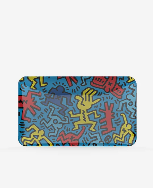 K. Haring Rolling Tray