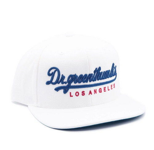 Dodgers Hat (WHITE)