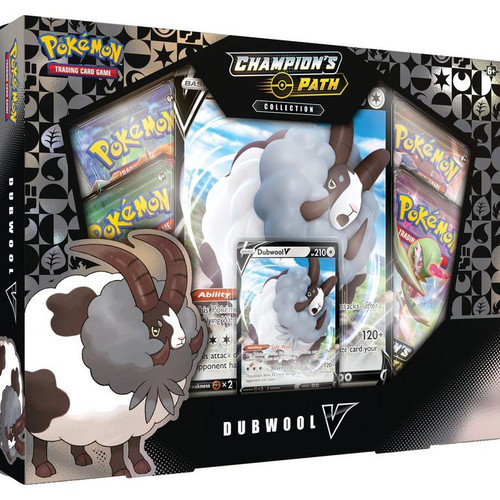 Pokemon Trading Card Game: Champion's Path Dubwool V Collection