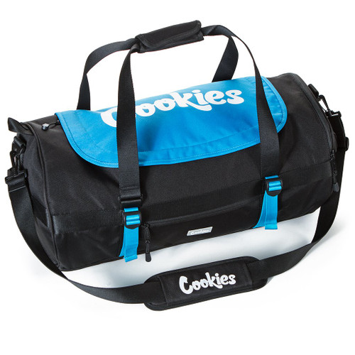 Cookies Parks Utility Smell Proof Duffle Bag Black