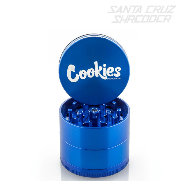 Santa Cruz Shredder Cookies  2 1/8″