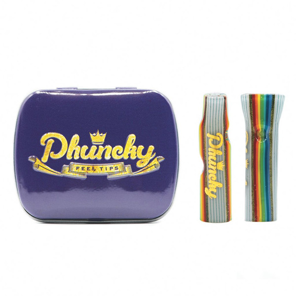 Phuncky Feel Tips Full Spectrum - 1 Classic Flat Tip