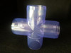 Clear Cross 20mm