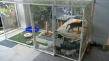 Photos of customers awesome PVC projects - Klever Cages