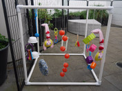 Make your own dog toys - Puppy play box