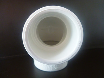 90 Degree Elbow PVC Connector - 25mm