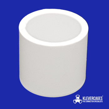 20mm PVC pipe end cap for building PVC projects