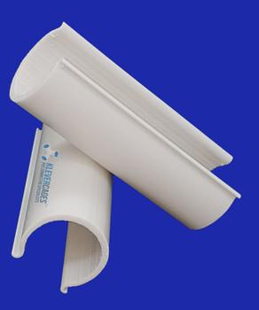 32mm Snap cross to fit PVC plumbing pressure pipe.