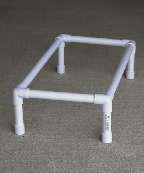 Small pet , cat , dog PVC frame from Klever Cages