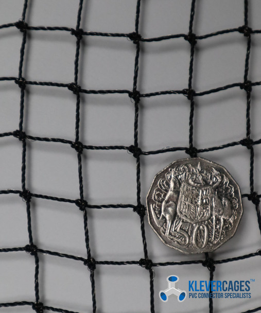 Stainless steel threaded netting to protect your vegetable garden from pests - Klever Cages