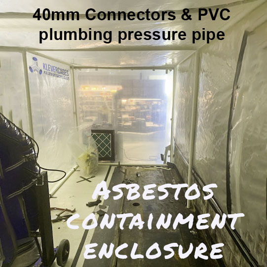 asbestos-containment-enclosure-built-with-40mm-pvc-plumbing-pressure-pipe-and-3ways-and-l-tee-connectors-fittings-from-klever-cages-square1.jpg