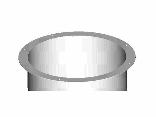 """24"""" Dia. Solid Drum Table Base"""