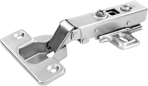 P5305-14 Soft-Close Hinges Collection Concealed (1 Pack) Finish, Polished Nickel