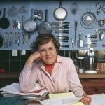 Julia Child Kitchen Pegboard