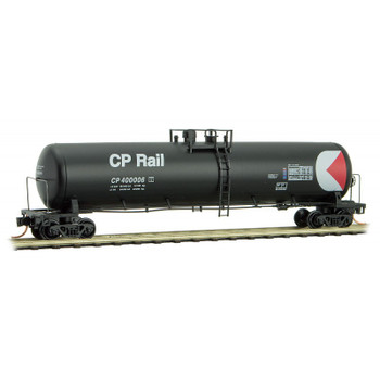 Micro Trains N Scale 56 Foot Canadian Pacific Tank Car Road #400006