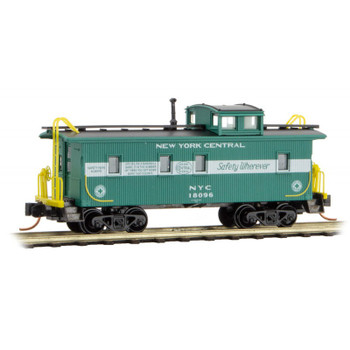 Micro Trains 051 00 320 N Scale New York Central Caboose Road #18096