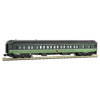 Micro Trains 142 00 320 N Scale Northern Pacific NP Passenger Car Road #1347