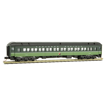 Micro Trains 145 00 320 N Scale Northern Pacific NP Passenger Car Road #1359