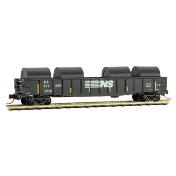 Micro Trains N Scale Norfolk Southern Gondola With Load Road #191339