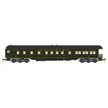 Micro Trains 144 00 330 N Scale Southern Observation Car Road #22