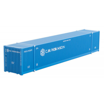 Micro Trains 469 00 142 N Scale C.H. Robinson 53' Corrugated Container Road #530705