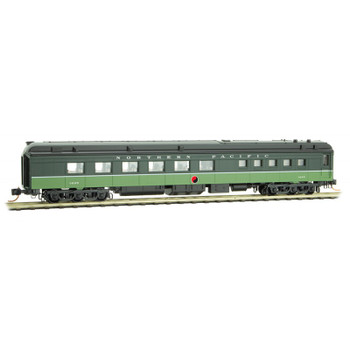Micro Trains 146 00 320 N Scale Northern Pacific's North Coast Limited Diner Car