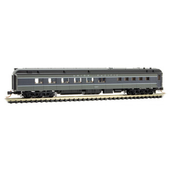 Micro Trains 146 00 190 N Scale Union Pacific UP Diner Car Road #3683