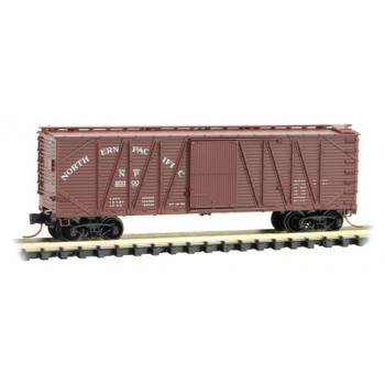Micro Trains 028 00 250 N Scale Northern Pacific NP 40' Boxcar Road #20300