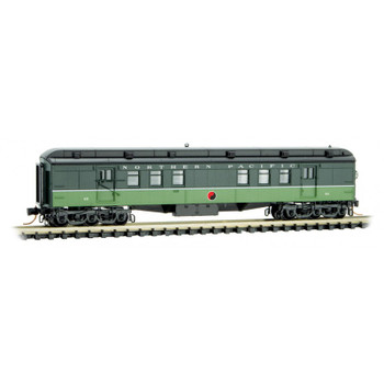 Micro Trains 140 00 320 N Scale Northern Pacific Railway Post Office Passenger Car