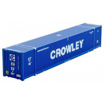 Micro Trains 469 00 171 N Scale Crowley 53' Container Road #6010887