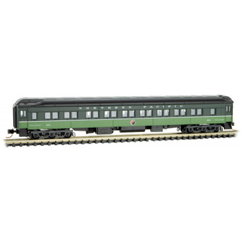 Micro Trains 143 00 320 N Scale Northern Pacific Parlor Passenger Car