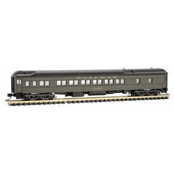 Micro Trains 142 00 110 N Scale New York Central Passenger Car Road #10820