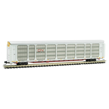 Micro Trains 111 00 340 N Scale Canadian National Autorack Road #9193