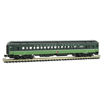Micro Trains 145 00 321 N Scale Northern Pacific Passenger Car Road #1352