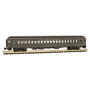 Micro Trains 160 00 110 N Scale New York Central Passenger Car Road #2347